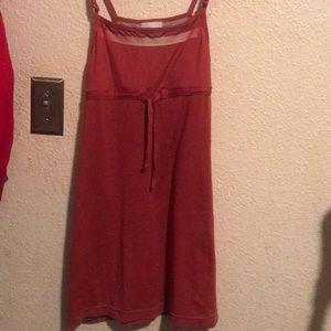 Women's Reebok dress size medium